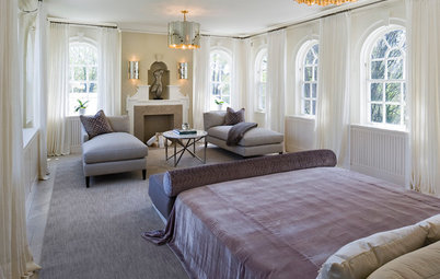 Room of the Day: Master Suite Recalls Hollywood's Glamour Days