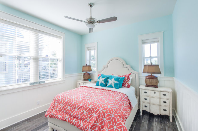 Beach Style Bedroom by Coldwell Banker United, Realtors