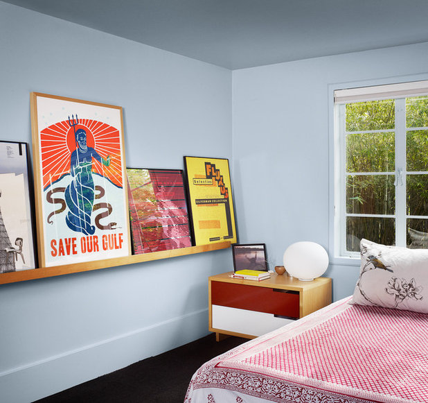 Contemporary Bedroom by Clayton&Little Architects