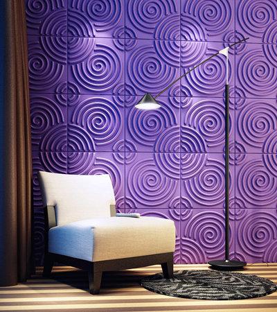 Contemporaneo Camera da Letto by M&W interior & industrial design studio