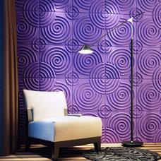 Contemporary Bedroom by M&W interior & industrial design studio