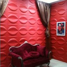Modern Bedroom by lan haitong