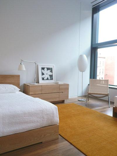 北欧 寝室 by West Chin Architects & Interior Designers