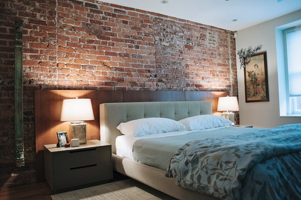 Contemporary Bedroom by Wilson Associates Real Estate