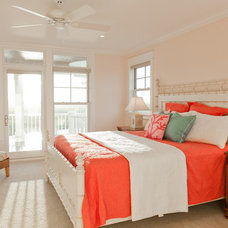 traditional bedroom by Blue Sky Building Company