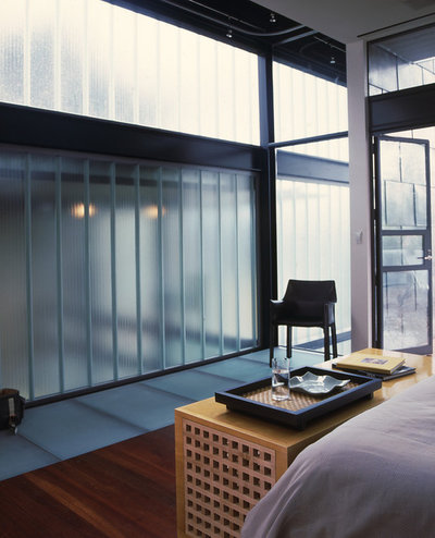 Contemporary Bedroom by Fougeron Architecture FAIA