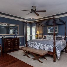 Traditional Bedroom by Cynthia Walker Photography