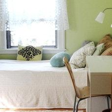 Contemporary Bedroom by Vered Rosen Design