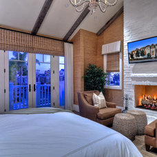 Traditional Bedroom by Spinnaker Development