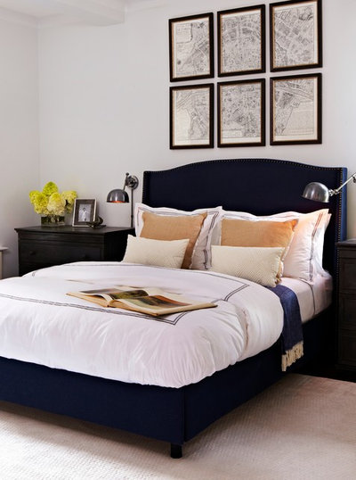 Fusion Bedroom by Chango & Co.