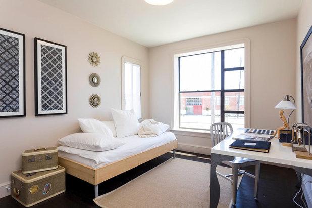 Contemporary Bedroom by Baran Studio Architecture