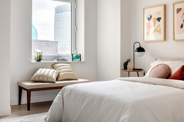 Scandinavian Bedroom by Committee Creative