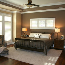 Traditional Bedroom by Cory Smith Architecture