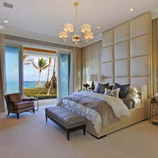 Mediterranean Bedroom by Claremont Companies