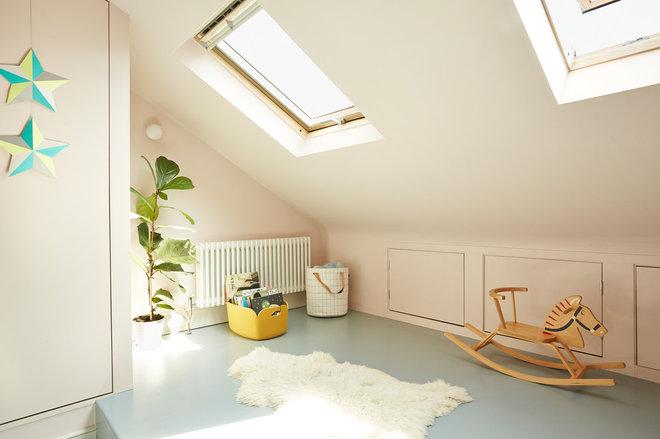 Scandinavian Bedroom by ARCHEA Ltd