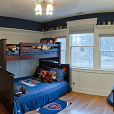 Craftsman Bedroom by Sebring Services