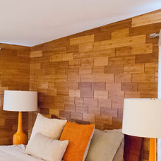 Midcentury Bedroom by C W Quinn Home
