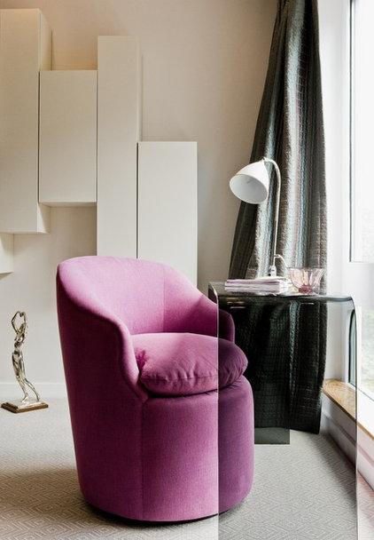 Contemporary Bedroom by PLATEMARK DESIGN