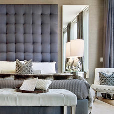 Modern Bedroom by Interior Marketing Group
