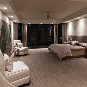 A Bachelor's Master Bedroom