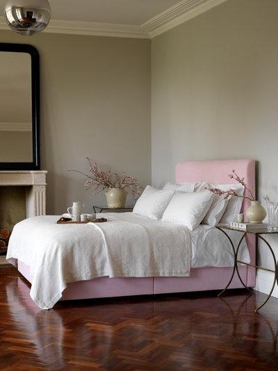 Тропический Спальня by Button & Sprung