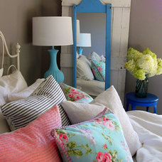 Eclectic Bedroom by gypsy girl