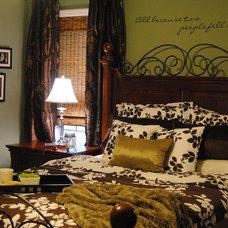 Traditional Bedroom by Interior Re-Define