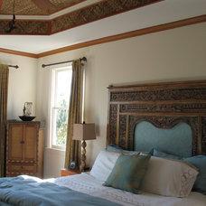 Asian Bedroom by Gado Gado