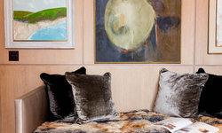 A Collector's Bedroom: Alexander Doherty Design