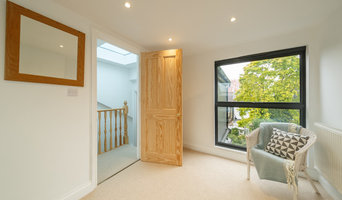 A fabulous loft conversion, kitchen extension and house renovation project