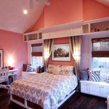 A High School Girl's Dream bedroom