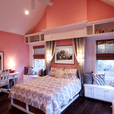 Traditional Bedroom by Parker Stuckey Residential