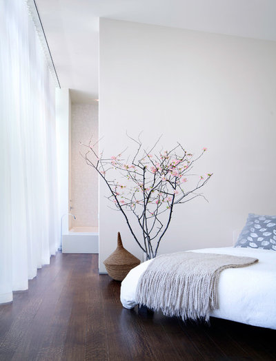 Moderne Chambre by William Reue Architecture