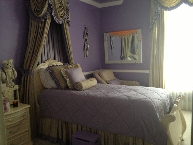 Traditional Bedroom by Beverly Vosko Interiors and Remodeling