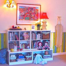 Contemporary Bedroom by Alec Holland