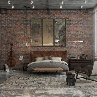 A loft in Brooklyn city