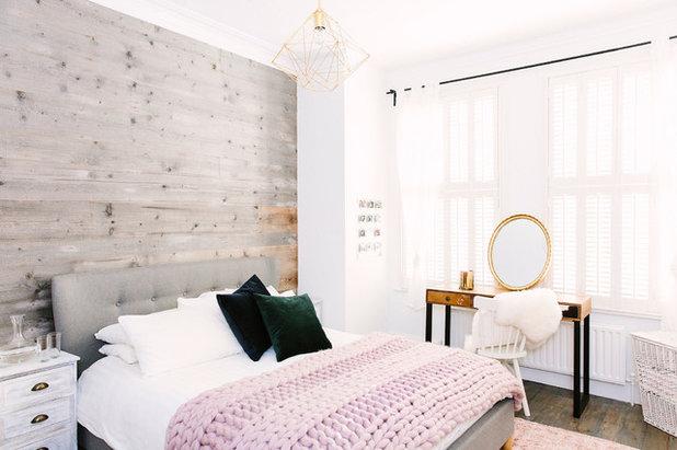 Scandinavian Bedroom by Resi
