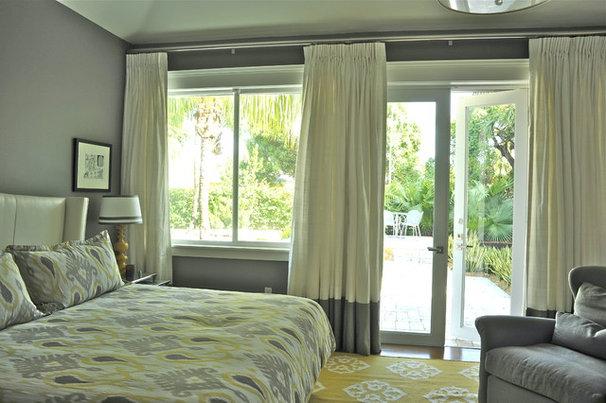 Contemporary Bedroom by B.Design