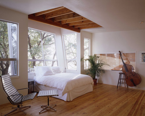 Exposed Rafters Houzz