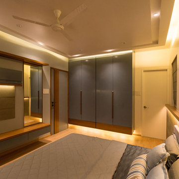 A modern 3BHK residential project