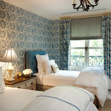 Traditional Bedroom by Scott Himmel, Architect P.C.