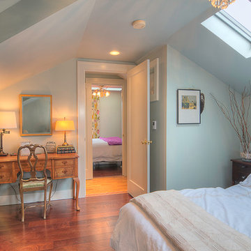 A New Master Bedroom Suite