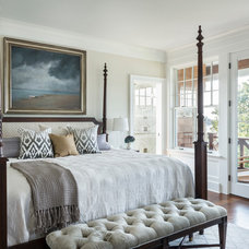 Beach Style Bedroom by Taste Design Inc