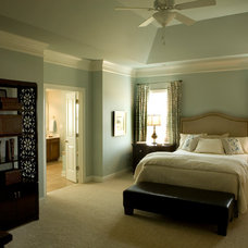Traditional Bedroom by Niblock Homes