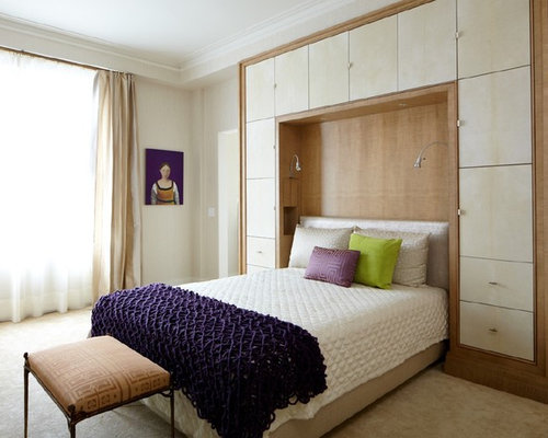 Pleasing Bedroom Storage Cabinet Design Ideas Remodel Pictures Houzz Inspirational Interior Design Netriciaus