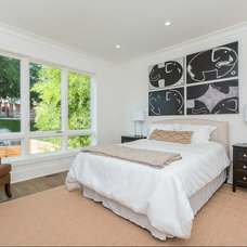 Contemporary Bedroom by Ditto Residential