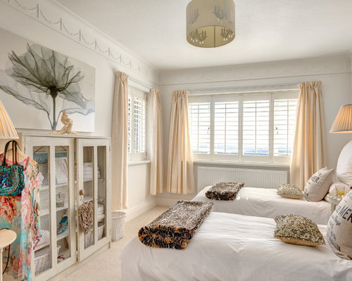 houzz shabby chic style bedroom design ideas remodel pictures - Shabby Chic Design Ideas
