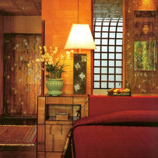 Asian Bedroom by SiL Vana Fine Furniture