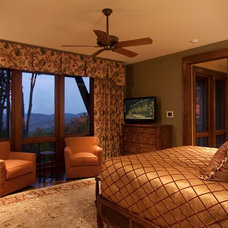 Traditional Bedroom by Cheryl Smith Associates