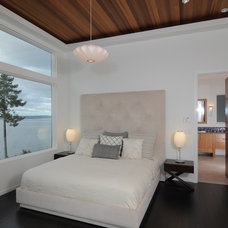 Contemporary Bedroom by Signature Design & Cabinetry LLC